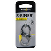 Nite Ize S-Biner SlideLock Carabiner #2 Stainless